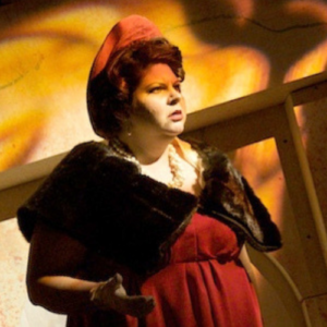Michelle Trainor singing Tosca