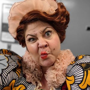 Michelle Trainor as Berta